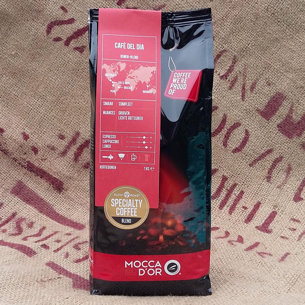 Cafè Del Dia Coffee Toffee